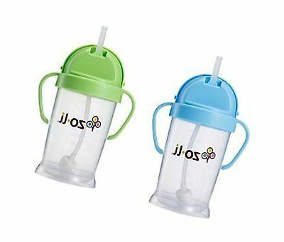 zoli baby bot xl straw sippy cup