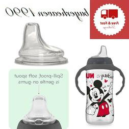 Disney Large Learner Sippy Cup Mickey Mouse 10 oz. Spill Pro