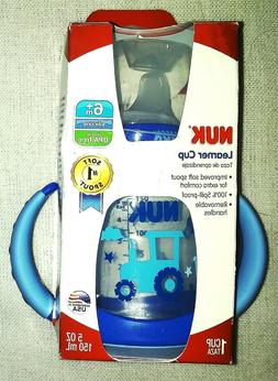 learner sippy cup tractor designs 5 oz