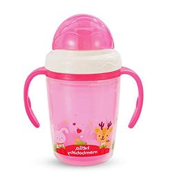 TRIEtree Infant Learning Drinking Bottle Double Deck Cute St