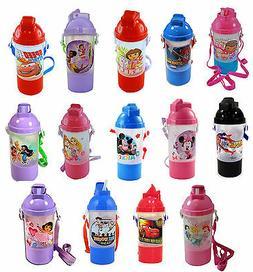 Disney Licensed Kids Rock N Sip N Snack Sport Canteen Tumble