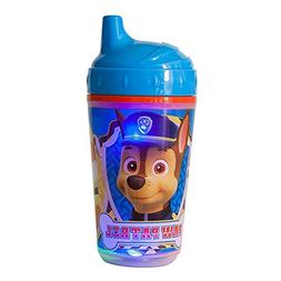 Paw Patrol Light Up 9 Ounce Insulated Sip Cup - Blue Pack of