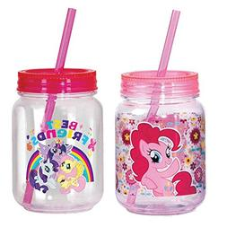 My Little Pony Tumbler Pinkie Pie Twilight Sparkle Kids Size