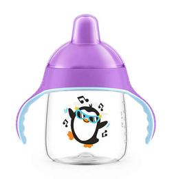Philips Avent My Little Sippy Cup Teal 9 oz. Sippy Cups & Mu