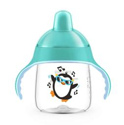 Philips AVENT My Little Sippy Cup, Teal, 9 Ounce