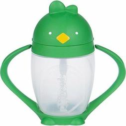Lollaland Lollacup - Infant/Toddler Sippy Cup with Straw - G