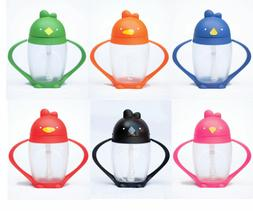 Lollacup Lollaland Infant Toddler Weighted Straw Sippy Cup P