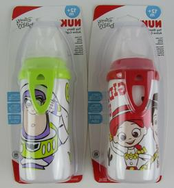 Lot Of 2 NUK Disney Baby Toy Story  Active Cups