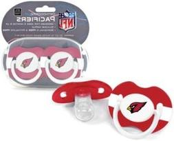 St. Louis Cardinals Pacifiers 2 Pack Safe BPA Free