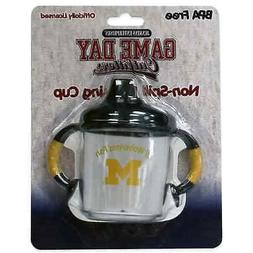 Michigan Wolverines Non-spill Drinking sippy cup