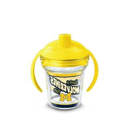 Michigan Wolverines Tervis Sippy Cup Born A Fan