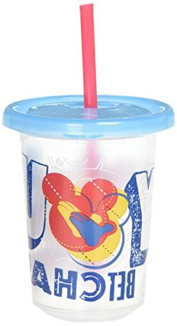 Disney Mickey Mouse Clubhouse 3 Piece Reusable Straw Cups