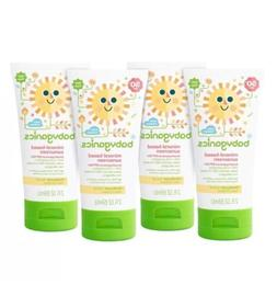 Babyganics Baby Sunscreen Lotion, SPF 50, 2oz Tube