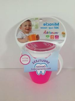 Munchkin Miracle 360 Cup Spoutless 6 Month+ 7oz NEW