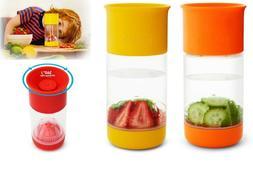 Munchkin Miracle 360 Hydration Infuser Drinking Fruit Bottle