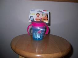 Miracle 360 sippy cup Munchkin 6+ months bird pink