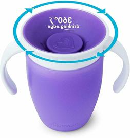 Munchkin Miracle 360 Trainer Cup 207ml Purple
