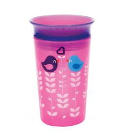Munchkin Miracle Deco 360-degree Sippy Cup 9oz Spill-proof L