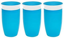 Munchkin Miracle 360 Degree 10 Ounce Spoutless Cup, 3 Pack,