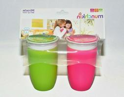 Munchkin Miracle 360 Cup - 10 Ounce, 2 Pack