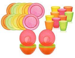 Munchkin Multi Cups, Plates & Bowls