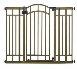 Summer Infant Multi-Use Deco Extra Tall Walk-Thru Baby Gate,
