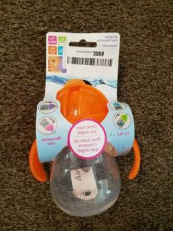 Munchkin Inc. - Click Lock Weighted Flexi-Straw Sippy Cup 6