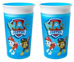 Munchkin Paw Patrol 9 Ounce Miracle Cup, 2 Pack, Boy