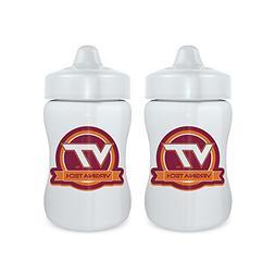 NCAA Virginia Tech University Baby Sports Team Logo Sippy Cu