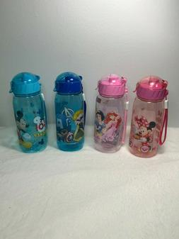 NEW Baby Kids Children Disney School Drinking Water Bottle w