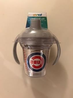"""New Chicago Cubs Tervis """"My First Tervis"""" 6 oz Sippy Cup"""