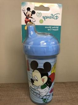 New Disney Mickey Mouse Playtex 9 oz. Insulated Spill Proof