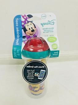 NEW! Disney Minnie Mouse Insulated Hard Spout Sippy Cups Sof