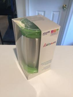 ***NEW*** Munchkin Miracle 360 Stainless Steel 10oz Sippy Cu