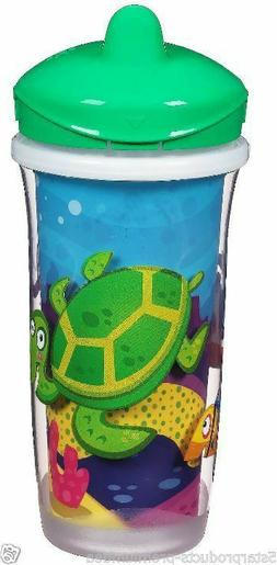NEW Playtex Sipsters Stage 3 Insulated Spout 9oz Sippy Cup B