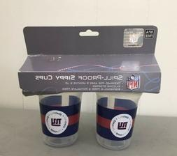NFL New York Giants 2 Pack Sippy Cup