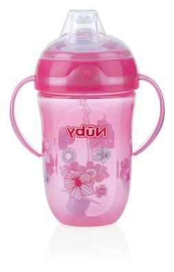 nuby comfort 360 plus girl trainer sippy