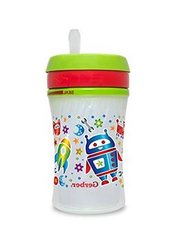 Nuk Gerber Graduates Advance Insulated Straw Cup 9 Ounce - B