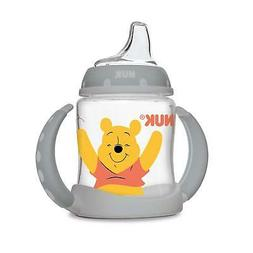 NUK Disney Winnie the Pooh 5 Ozs Learner Cup Silicone Spout,