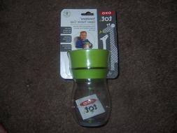 OXO TOT transitions open trainer sippy cup new 6+ months