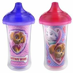 Munchkin Paw Patrol 2 Pack 9 Ounce Click Long Sippy Cup