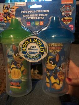 Munchkin Paw Patrol Mighty Pups Insulated Sippy Cup, 9 Ounce