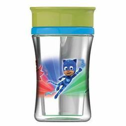 NUK PJ Masks Insulated Magic 360 Cup Toddler Sippy Cup -Stic