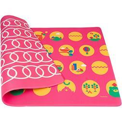 Lollaland Play Mat Foam Floor - Non-Toxic BPA-Free Non-Slip