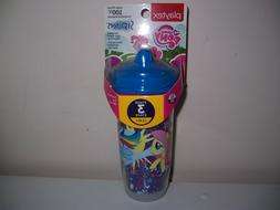 Playtex stage 3 My little pony sipster sippy cup new blue li