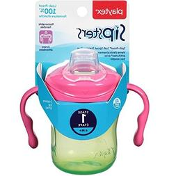Playtex Training Time Spill Proof Soft Spout Training Cup 6