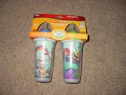 PLAYTIME STRAW  PLAYTEX TWIST N CLICK  12 M+ SIPPY CUP NEW