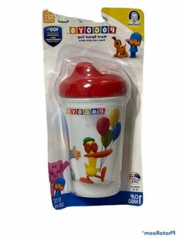 Gerber POCOYO Hard Spout Cup 10 Ounce Toddler Baby 12m+ Leak