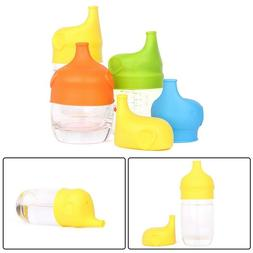 Popular Reusable Toddlers Babies Kids BPA-Free Silicone Sipp