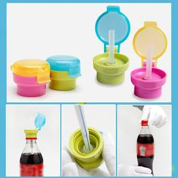 Portable <font><b>Spill</b></font> Proof Water Drink Bottle